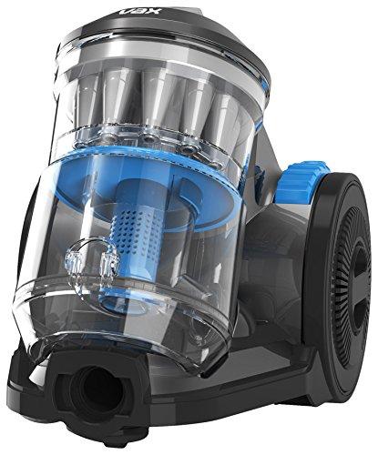 Vax 1 CCQSASV1P1 Air Stretch Pet Vacuum Cleaner, 1.5 Litre, Blue, 18/10 Steel, 850 W, 1.5 liters