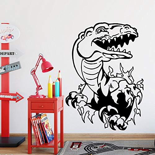 Sanzangtang vinyl draak muursticker kinderkamer decoratie kinderkamer decoratie sticker muurschildering