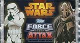Topps–Star Wars–Force Attax Movie 3–Un (1) Booster con 5Tarjetas