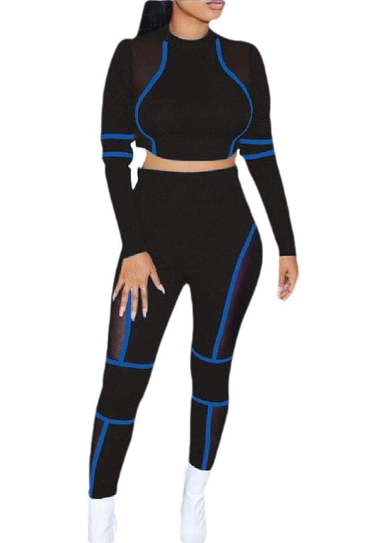 アウトドアスクラップブック茎Women Sexy Two Piece Romper Crop Top Short Pants Set Tracksuit Outfits