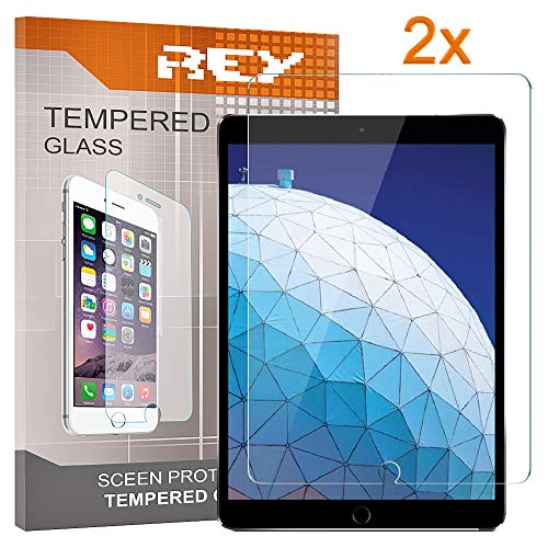 REY 2X Protector Pantalla Apple iPad Pro 10.5