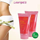 Inspired Capital L Hip Lift Up Butt Enlargement Cellulite Removal Cream Bigger Butt Enhancement Essential Oil for Women Big Butt Firming and Lifting Cream (1PC)