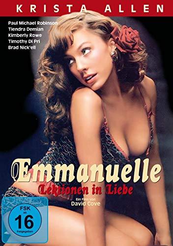 Emmanuelle - Lektionen in Liebe