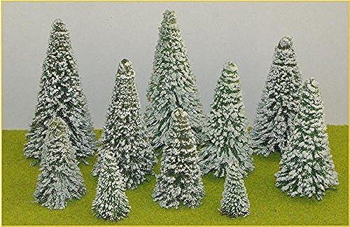 envio rapido a ti 10 abeti nevoso con base radice 9 9 9 cm ( Er Decor - ER.2172 )  diseños exclusivos