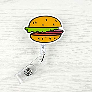Badge Holder & Accessories - 1pcs lovely Fruit Badge Reel Bus card student nurse ID Name Card 2018 new Badge Holder Retrac...