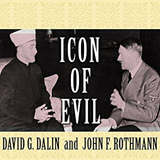 Icon of Evil audiobook cover art