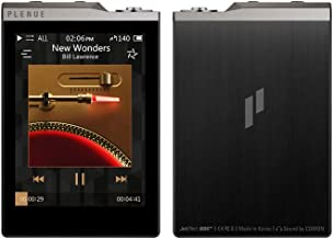 PLENUE D2 (64GB / Silver Black) High Resolution Audio Player/Dual DAC, Native DSD