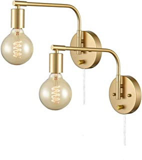 Best gold wall lamps Reviews