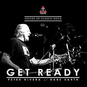 Get Ready (feat. Peter Rivera) [Live At The Hard Rock]