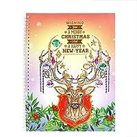 ダイヤモンド絵画ノート, 特別な形のダイヤモンド絵画ノートブック、手作りダイヤモンドDIY、創造的なA4ノートブック50ページ、毎日の使用のための空白のノートブック