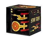 Logoshirt Star Trek - Starship Graph Tazza di Porcellana - Multicolore - Design Originale Concesso su Licenza