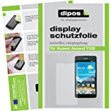 dipos I 2X Schutzfolie matt kompatibel mit Huawei Ascend Y530 Folie Bildschirmschutzfolie