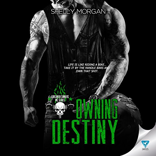 Owning Destiny audiobook cover art