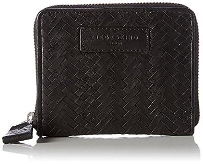 Liebeskind Berlin Women's Connyw7 Handwoven Leather Zip Around Wallet Wallet