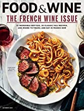 food and wine magazine subscription