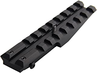 Bumlon Mount Rail Picatinny 20mm Weaver Base for Scope Sight