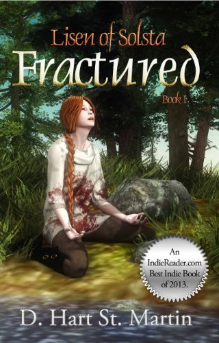 Fractured (Lisen of Solsta Book 1) (English Edition)