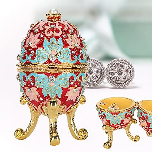 Tenedor del anillo de la joyería, joyero de la aleación de zinc para los pendientes para el collar