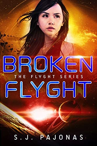 Broken Flyght The Flyght Series Book 2 product image