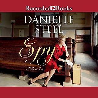 Spy cover art