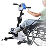 Rehab Bike Pedal Exerciser Electronic Physical Therapy...