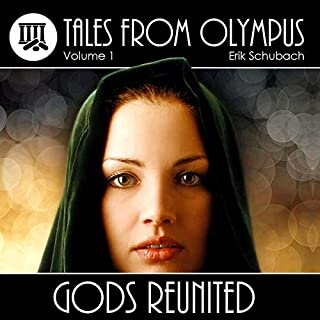 Gods Reunited audiobook cover art