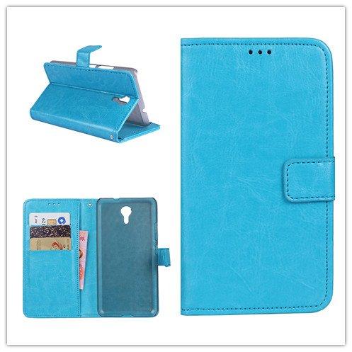 F&a® Flip Brieftasche Hülle für Oukitel U16 Max (Muster 4)
