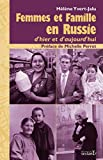 Femmes et famille en Russie