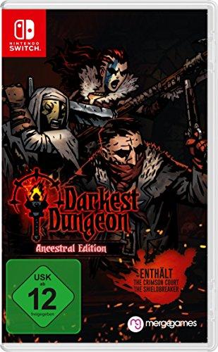 Darkest Dungeon: Crimson Edition (Nintendo Switch)