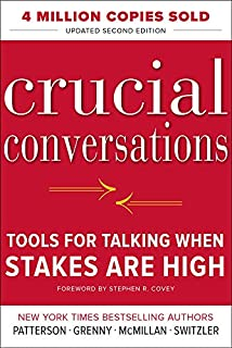 Crucial Conversations Tools for Talking When Stakes Are High, Second Edition (0071771328) | Amazon price tracker / tracking, Amazon price history charts, Amazon price watches, Amazon price drop alerts