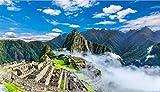 Fotografie Machu Picchu Kunst XXL Wandbild Kunstdruck Foto
