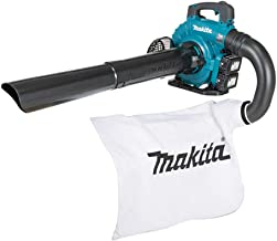 Makita DUB363PT2V Twin 18V (36V) Li-ion LXT Brushless Blower Complete with 2 x 5.0 Ah Batteries and Twin Port Charger