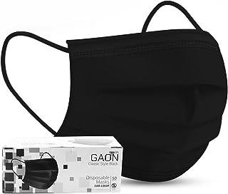 Gaon Innovación 50 Cubrebocas Tapabocas Tricapa Termosellado, 3 Capas de Protección, Ajuste Nasal, Calidad Premium, Certif...