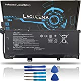 Laqueena MB04XL Laptop Replacement Battery for HP Envy X360 M6-AQ003DX M6-AQ005DX M6-AQ103DX M6-AQ105DX M6-AR004DX Convertible 15 inch 15-AQ005NA AQ101NG Series MBO4XL HQ-TRE HSTNN-UB6X TPN-W119