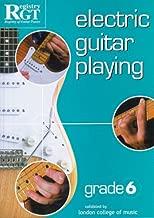 RGT - Electric Guitar Playing Grade 6
