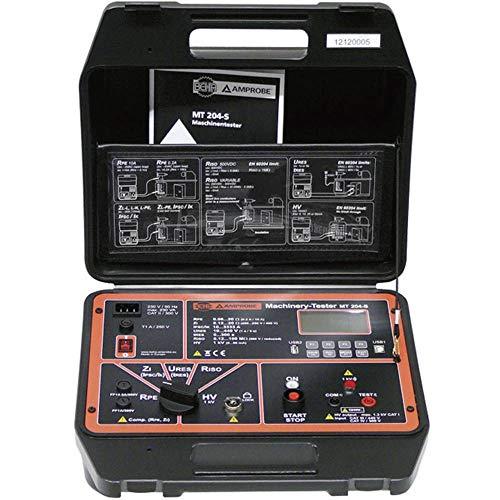 Beha Amprobe 9085 installatietester DIN VDE 0411-1, IEC/EN 61010-1, DIN VDE 0413/EN 61557 delen 2,3, 4