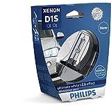 Philips 85415WHV2S1 WhiteVision gen2 Xenon headlight bulb D1S ヨーロッパ製 (パックof 1)
