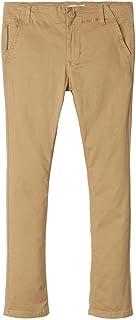 NAME IT Nkmsilas Twitarymo Chino Noos Pantalones para Niños