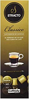 Stracto Capsulas de Cafe 80644, Classico 80 Unidades 1240 g