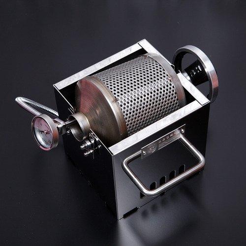 KALDI (カルディ) Coffee Roaster (コーヒー ロースター) ミニサイズ (200~250g) ホームロスティング [並行輸入品] (マニュアル)