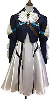 EChunchan Violet Evergarden Cosplay Auto Memory Doll Cosplay Costume Maiden Dress Suit Gown