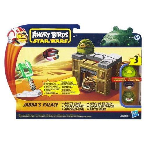 Angry Birds Juego Star Wars Jabba`s Palace