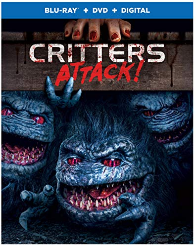 Critters Attack! (Blu-ray)