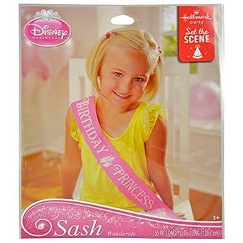 Disney Princess Royal Event Sash