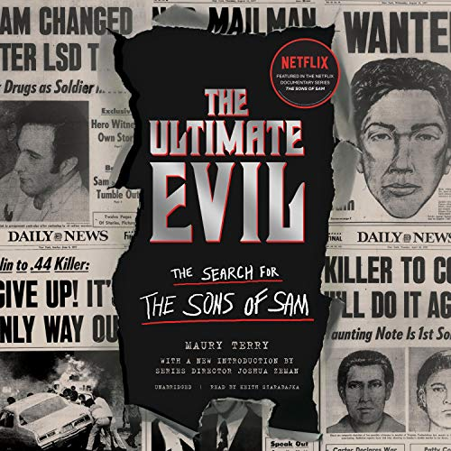 The Ultimate Evil cover art