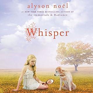 Whisper audiobook cover art
