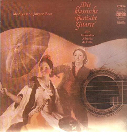 Die klassische spanische Gitarre [Vinyl LP]