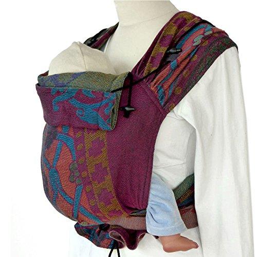 DIDYMOS Meh-Dai/Mei Tai (DidyTai) Baby Carrier Fairytale (Organic Cotton), One Size