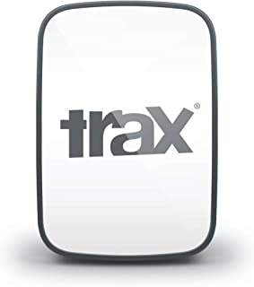 TRAX G+ 3G Real-Time GPS Tracker for Kids, Teens, Elders, Pets and Vehicles - Grey