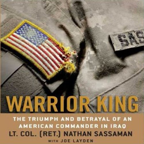 Warrior King cover art